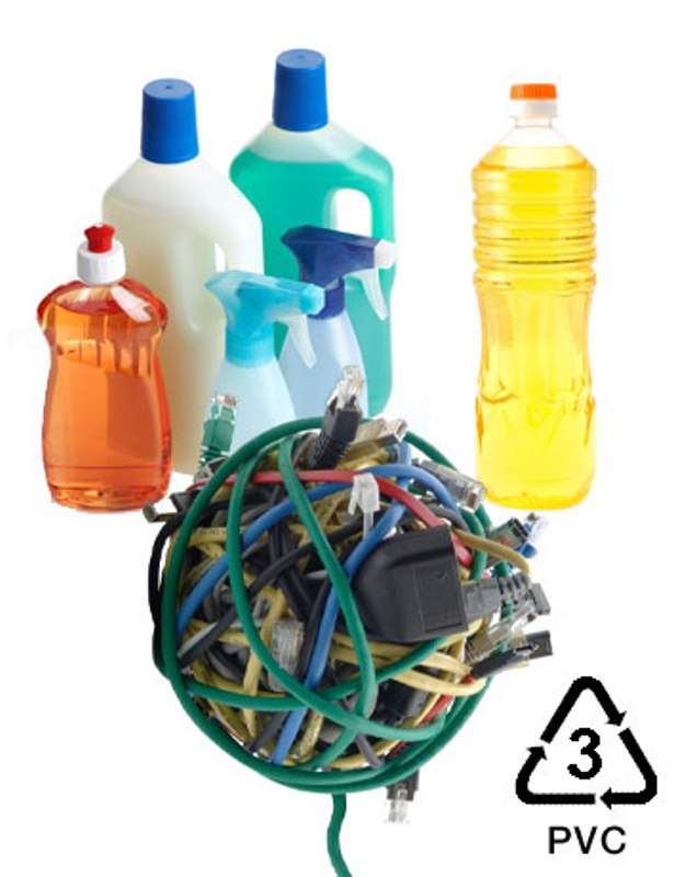 Recyclables for PVC
