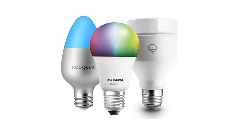 LED Smart Bulbs
