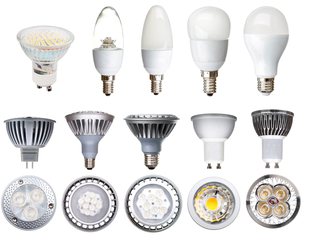 The Different Types of LED Bulbs