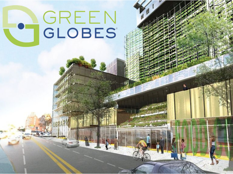 green globes sustainable building design