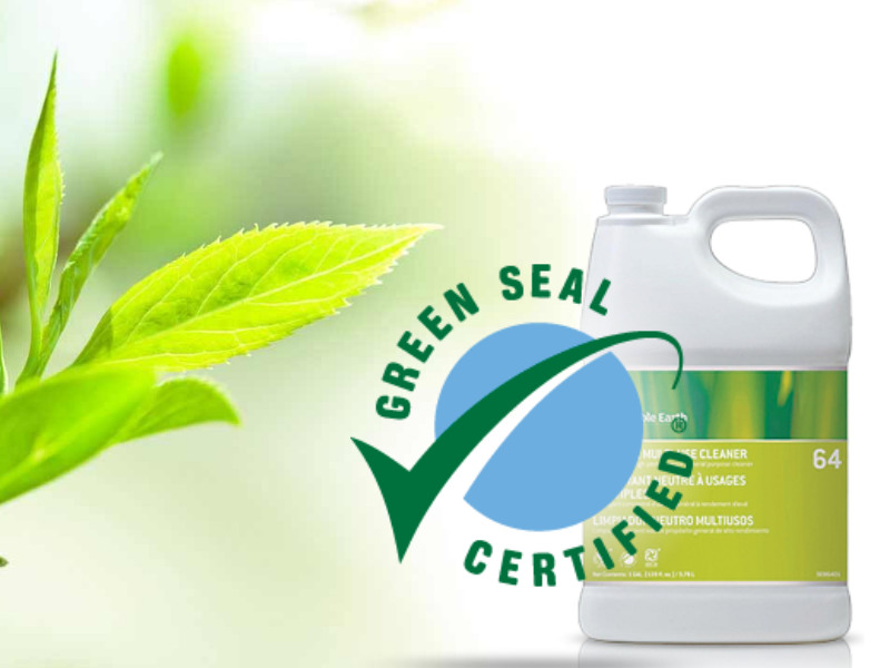 Green Seal A Green Building And Eco Friendly Product Certification