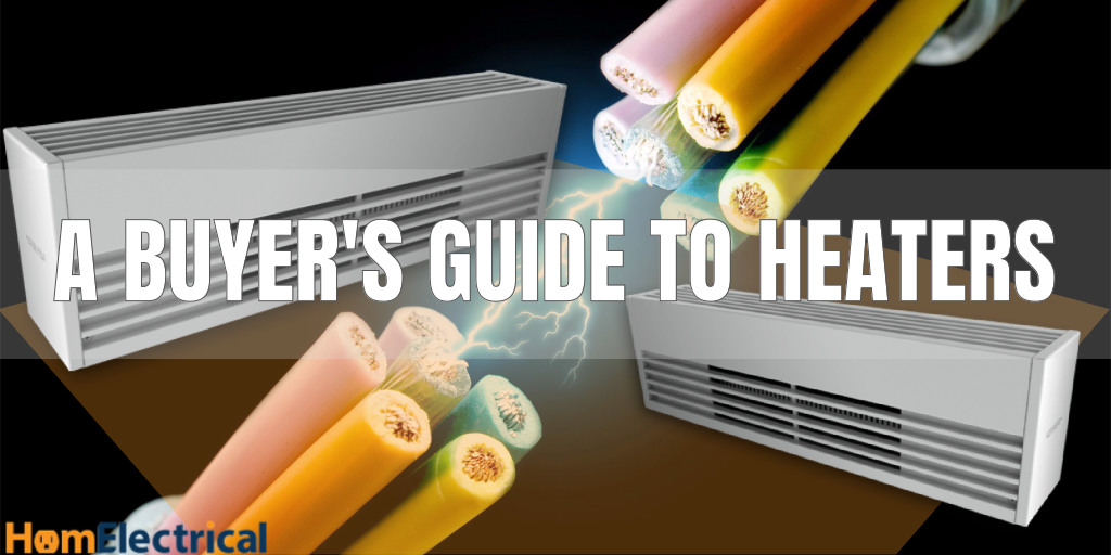 electric heaters and gas heaters