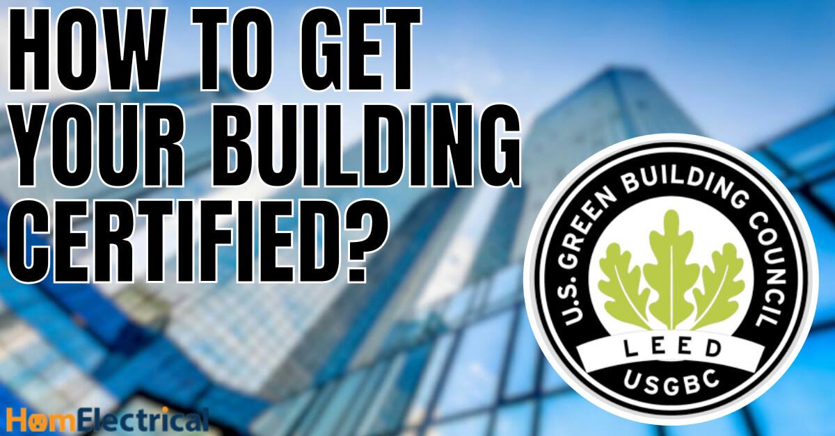 LEED certification buildings