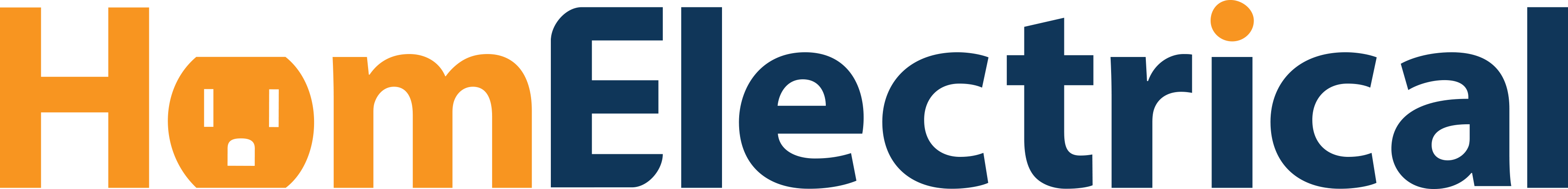 HomElectrical transparent logo