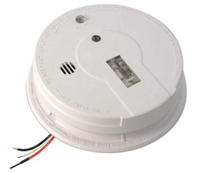 Kidde 21006379 Smoke and Fire Alarm