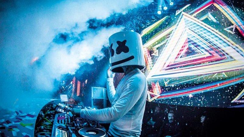 Marshmello LED DJ Set