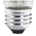 LED bulb medium screw base