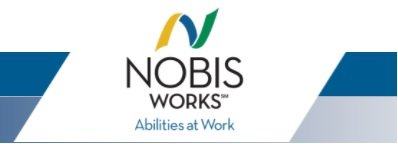 nobis works organization logo