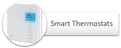 smart thermostats at HomElectrical