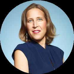 CEO of YouTube Susan Wojcicki