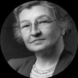 Edith Clarke international women's day