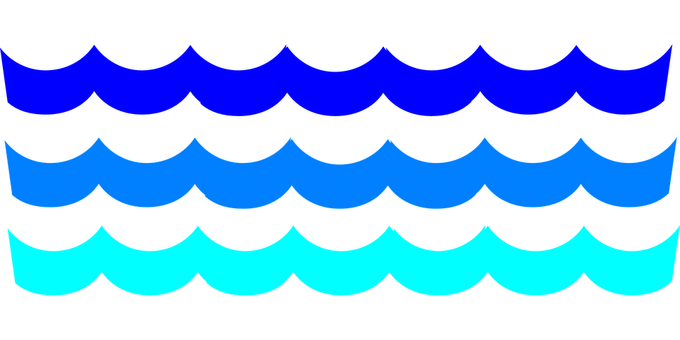 water waves image